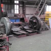 大井川鐵道の整備工場